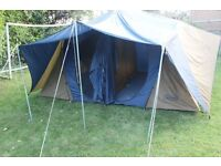 Coleman - Two section family tent