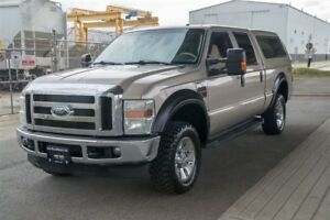 2008 Ford F-350 Super Duty Lariat 4X4 Leather