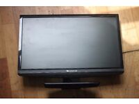 Packard Bell Computer Monitor 1920 by 1080 FULL HD, with free Power Cord + VGA to HDMI Converter