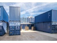 StoreThat Self-Storage: Sea Containers to rent in East London