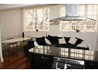 A stunning converted two bedroom duplex apartment occupying the 1st & 2nd floors available 21 April