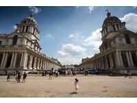Part Time (2 days) Retail Assistant at the Old Royal Naval College shop in Greenwich
