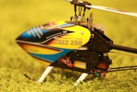 Align trex 250 DFC plus helicopter