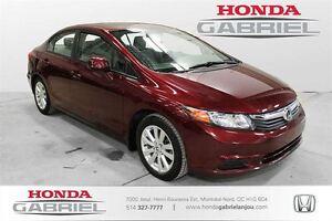 2012 Honda Civic EX TOIT/BLUETOOTH