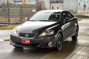 2008 Lexus IS 250 heated and cooled seats