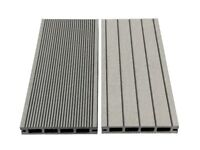 Composite Decking Kit 1.3m2 in Light Grey with other sizes available