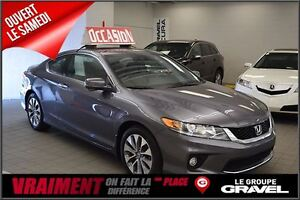 2014 Honda Accord EX-L NAVIGATION, BLUETOOTH, CUIR