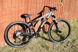2013 BMC RR13 4X/dirt jumper with upgrades lots of em