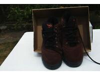Walking / Hiking boots. Size 12. Male REEBOK. STYLE, SHETLAND Brown