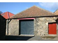 Garage / Selection of Storage Units to let near Cupar, suitable for storing cars etc.