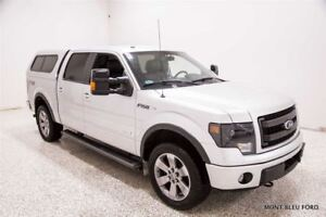 2013 Ford F-150 FX4 4X4 Leather Trimmed