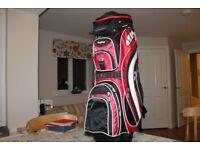 Bag boy trolley golf bag