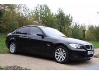 2006 BMW 3 Series 2.0 320i SE BEIGE LEATHERS, AUTOMATIC, WARRANTY, LOW MILEAGE, PX WELCOME