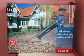 NEW - Unused - 2450W Leaf Blower