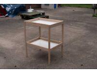 IKEA Sniglar Baby Changing Table
