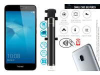 Honor 5C 5.2 inch FULL HD, NFC, METAL BODY /w SELFIE STICK, SIM FREE, BOXED