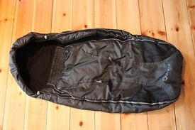 Quinny footmuff - perfect condition