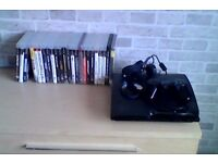 Ps3 500gb and 24 games