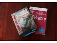 Collection of 2 GCSE History Revision Guides