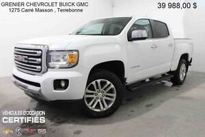 2015 GMC CANYON 4WD CREW CAB