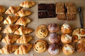 Barista / Front of house needed for independent cafe/bakery in Hackney