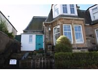 3 bed/2 reception house, unfurnished, private garden, lovely views, free parking, nr Nature Reserve