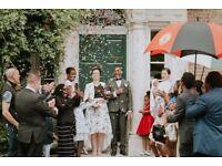 Professional Wedding Photography 5 hours £300