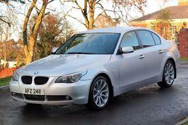*Stunning* BMW 520i SE E60, FSH, Front & Rear Parking Sensors, M-Sport Alloys, *6 Months Warranty*