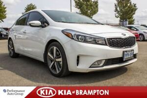 2017 Kia Forte EX. DEMO. BACKUP CAM. ROOF. CRUISE CTRL