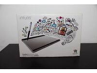 Wacom Intuos Pen & Touch Medium Graphic Tablet (boxed as new)