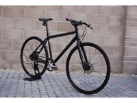 Roux A8 Belt Drive Hybrid Bicycle *New*