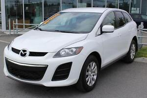 2010 Mazda CX-7 GX*AC*CRUISE*BLUETOOTH*PHARES AUTO*