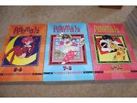 Ranma 1/2 Manga Set - Volumes 5-10 [2-in-1 editions]