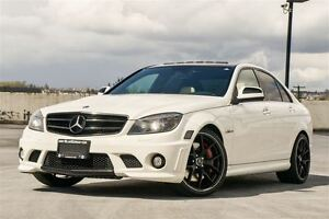 2009 Mercedes-Benz C-Class C63 AMG LANGLEY LOCATION