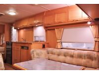 2005 LUNAR RENDEZVOUS, 4 BERTH (FIXED DOUBLE BED) WITH BATHROOM (SEPARATE SHOWER)