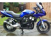 Yamaha fazer 600, 2003 model,27,500 miles very good condition for its age