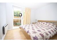 attractive one bedroom garden flat benefiting from a private entrance and a wonderful garden