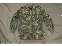 Modified (Fleece Lined) Temperate Smock (1990 Issue Pattern) DPM Temperate Field Jacket / Smock