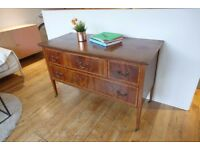 Vintage, Victorian Cabinet Desk, table bedroom furniture, wooden mahogany