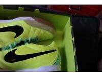 NIKE football shoes (indoor) Brand new