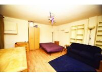 (DSS considered)Self-contained studio flat in Cricklewood with garden.