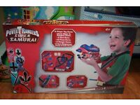 Power Rangers Sticky Darts Tag Game for 2