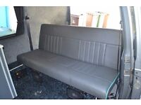 VW T4 / T25 rock and roll bed / seat