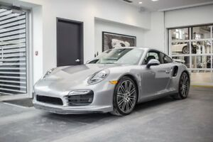 2014 Porsche 911 Turbo Coupe Sport Chrono