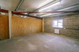335 sq/ft Light Industrial Workshop | Near Temple Meads | 24hr Access | Natural Light | Studio 2