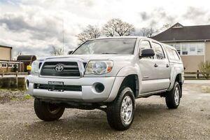 2007 Toyota Tacoma V6 Matching Canopy-Coquitlam Location 604-298