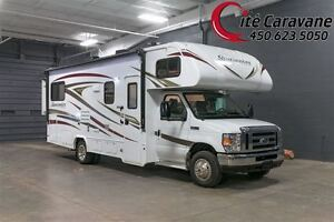 2017 Forest River Sunseeker 2500 3 extensions  RV / VR Classe C