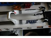 Fox 36 float forks for 26 inch wheels 20mm axle