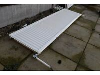 LARGE GAS CENTRAL HEATING RADIATOR HEATER LONG 1600mm X 450mm WHITE panel
