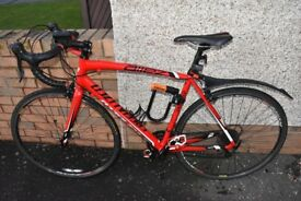 Specialized Allez Sport 56cm Gloss Red + Accessories